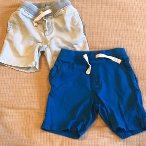 Gap boys shorts 2x